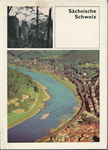 Sächsische Schweiz  DDR-Buch