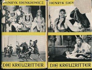 Die Kreuzritter Band I und II  DDR-Bücher