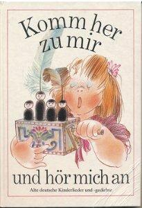 Komm her zu mir und hör mich an  DDR-Buch