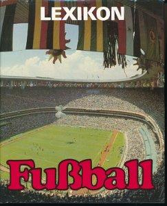 Lexikon Fußball  DDR-Buch