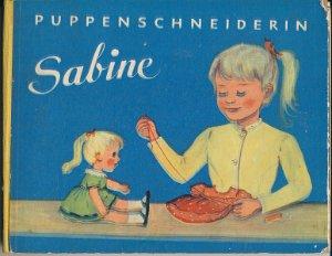 Puppenschneiderin Sabine  DDR-Buch