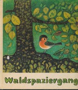 Waldspaziergang  DDR-Buch