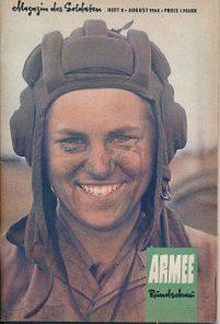 Armee-Rundschau Heft 2, 4, 8/1968 und 7/1979  DDR-Magazin