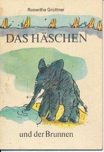Das Häschen und der Brunnen  DDR-Buch