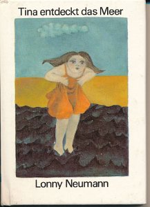 Tina entdeckt das Meer  DDR-Buch