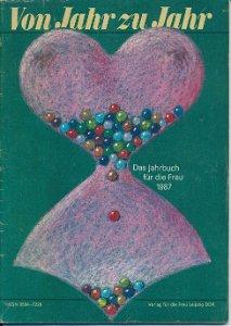 Von Jahr zu Jahr 1987  DDR-Zeitschrift
