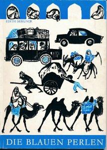 Die blauen Perlen  DDR-Buch