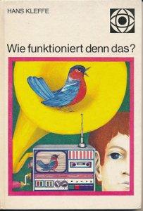 Wie funktioniert denn das?  DDR-Buch