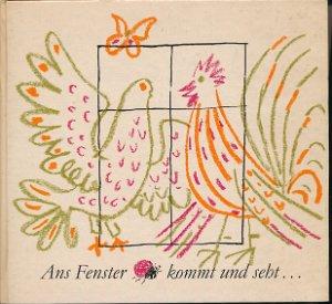 Ans Fenster kommt und seht...  DDR-Buch