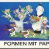 Formen mit Papier  DDR-Beschäftigungsheft