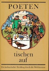 Poeten tischen auf  DDR-Buch