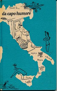 Da capo humore – Gelächter aus dem Süden  DDR-Buch