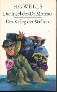 Die Insel des Dr. Moreau – Der Krieg der Welten  DDR-Buch