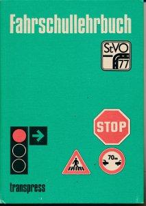 Fahrschullehrbuch  DDR-Buch