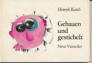 Gehauen und gestichelt  DDR-Buch