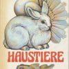 Haustiere  DDR-Beschäftigungsbuch