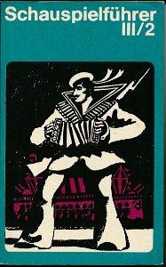 Schauspielführer Band III / 2  DDR-Buch