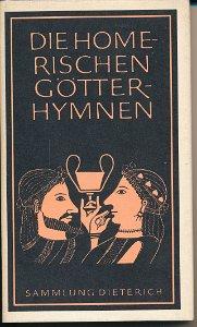Die homerischen Götterhymnen  DDR-Buch