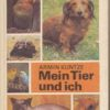 Mein Tier und ich  DDR-Buch