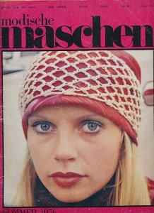 Modische Maschen 1/1976 und 3/1979  DDR-Zeitschrift