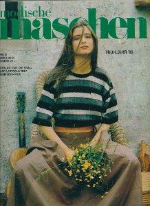 Modische Maschen 2,3 und 4/1987  DDR-Zeitschrift