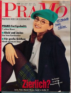 Pramo  Heft 1-9/1993