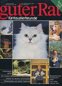 Guter Rat Sonderheft 1983  DDR-Zeitschrift