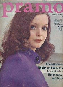 Pramo 12/1972 und 2/1974  DDR-Zeitschrift