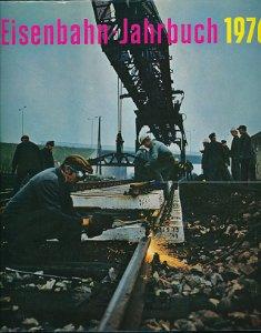Eisenbahn-Jahrbuch 1976  DDR-Buch