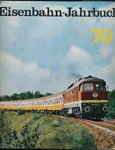 Eisenbahn-Jahrbuch 1979  DDR-Buch