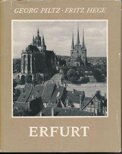 Erfurt – Stadt am Kreuzweg  DDR-Buch