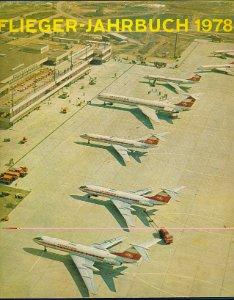 Flieger-Jahrbuch 1978  DDR-Buch