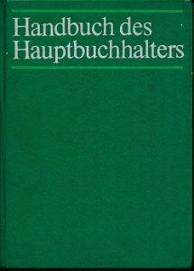 Handbuch des Hauptbuchhalters  DDR-Buch