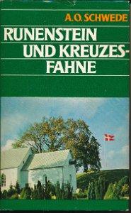 Runenstein und Kreuzesfahne  DDR-Buch