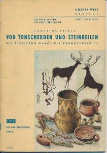 Von Tonscherben und Steinbeilen  DDR-Heft