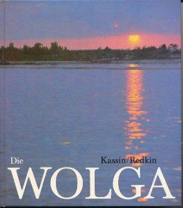 Die Wolga  DDR-Buch
