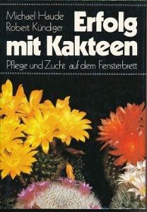Erfolg mit Kakteen  DDR-Buch