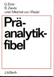 Präanalytikfibel  DDR-Buch