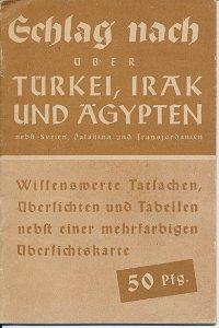 Schlag nach über Türkei, Irak und Ägypten