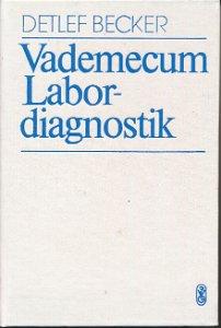 Vademecum Labordiagnostik  DDR-Fachbuch