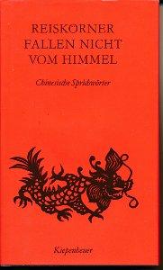 Reiskörner fallen nicht vom Himmel  DDR-Buch