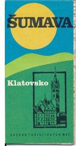 Sumava Klatovsko  Landkarte