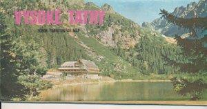 Vysoké Tatry  Wanderkarte