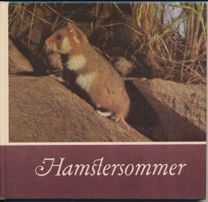 Hamstersommer  DDR-Buch