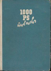 1000 PS und mehr  DDR-Buch