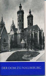 Der Dom zu Naumburg  DDR-Heft