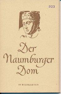 Der Naumburger Dom  DDR-Postkarten