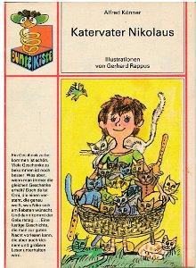 Katervater Nikolaus  DDR-Buch