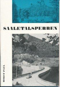 Saaletalsperren  DDR-Heft