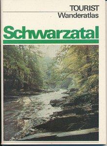 Wanderatlas Schwarzatal  DDR-Heft